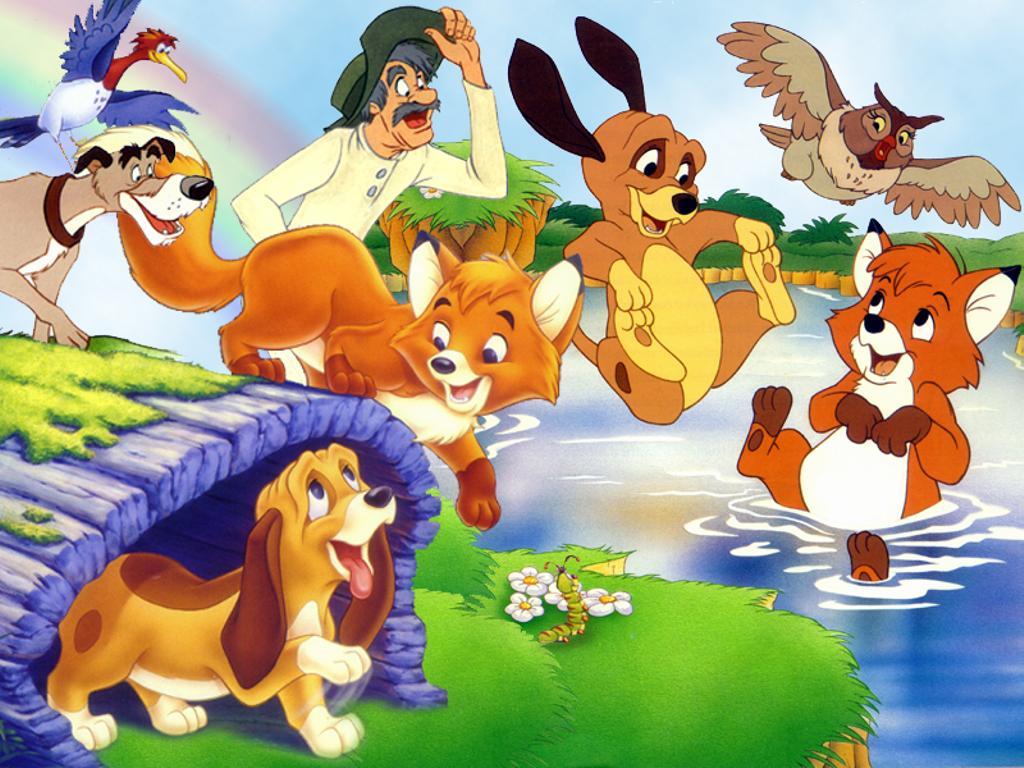 o-cao-e-a-raposa-imagem-animada-0006