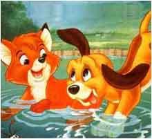 o-cao-e-a-raposa-imagem-animada-0013